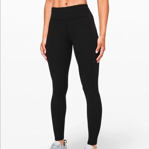 "Lululemon Speed Up Tight 28"" Size 4"